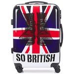Hardcase kufferter David Jones UNION JACK M