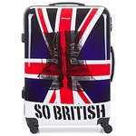 Hardcase kufferter David Jones UNION JACK 83L