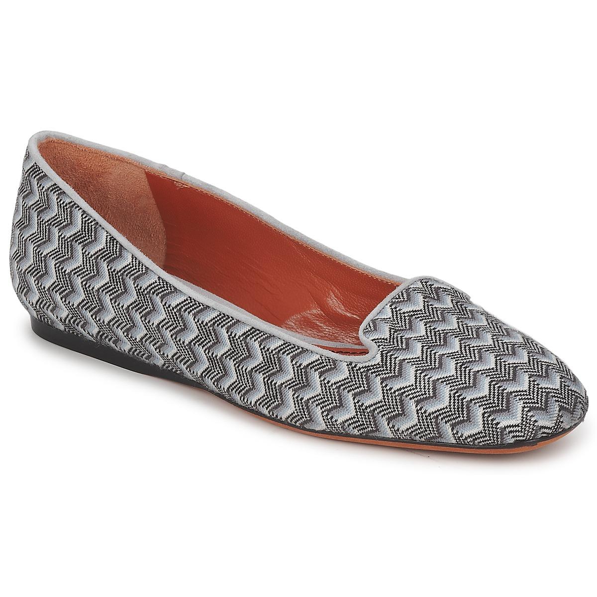 loafers Missoni WM079 Grå
