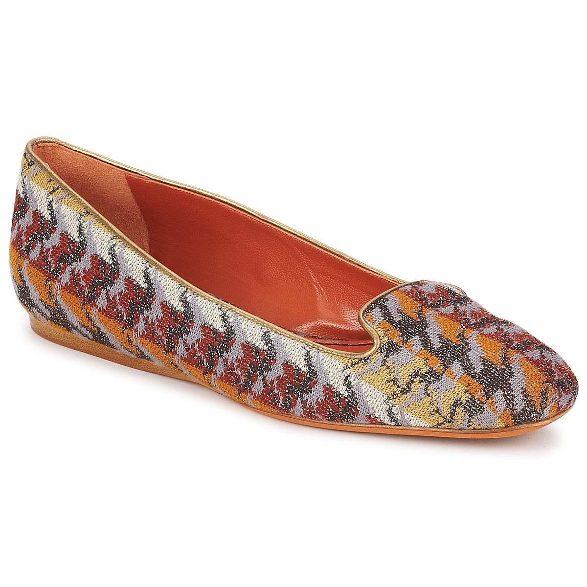 loafers Missoni WM004 Flerfarvet