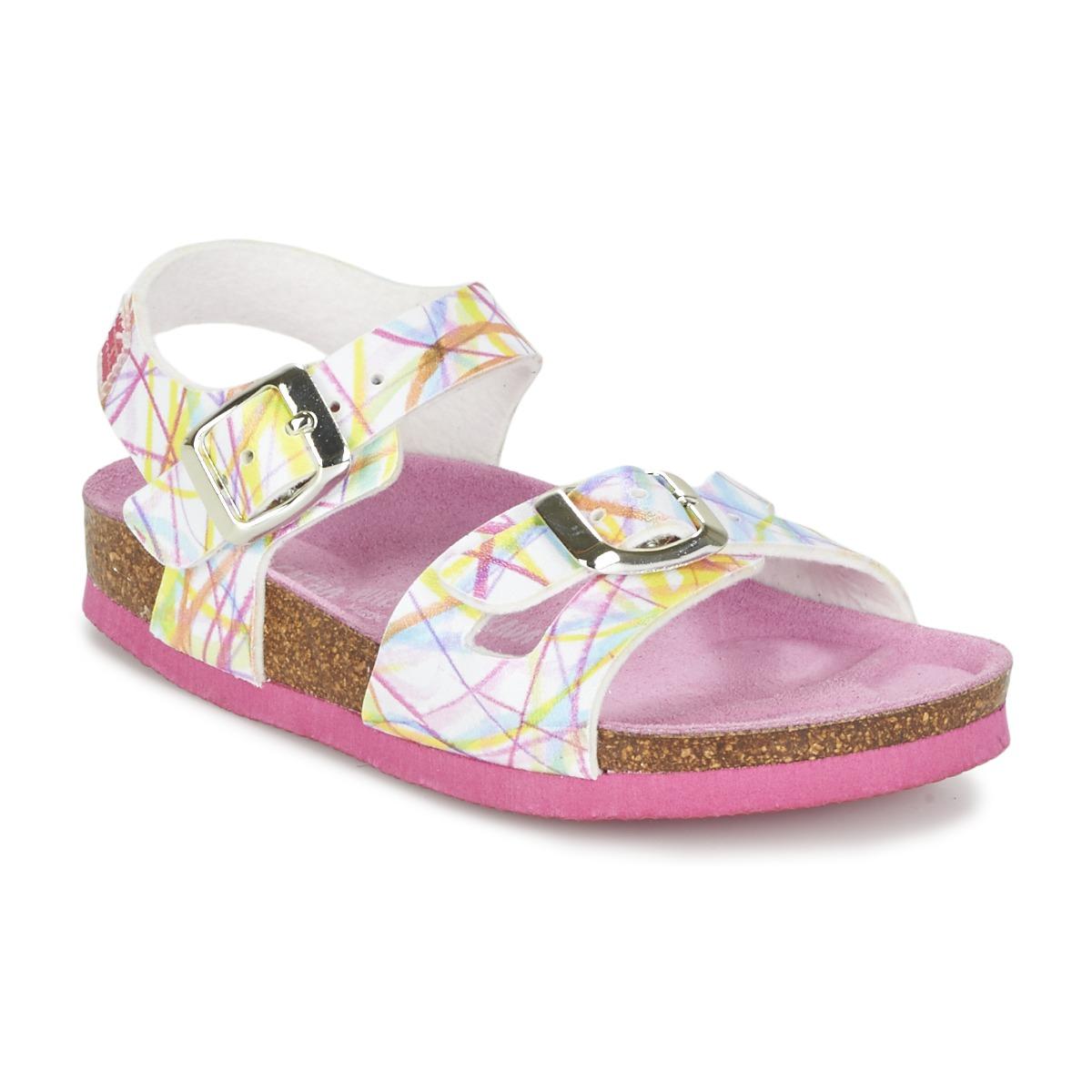 sandaler Agatha Ruiz de la Prada CHELINA Flerfarvet