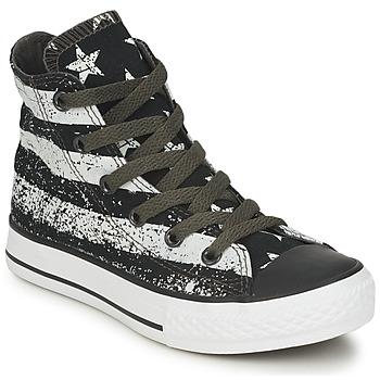 Høje sneakers til barn Converse ALL STAR ROCK STARS BARS HI
