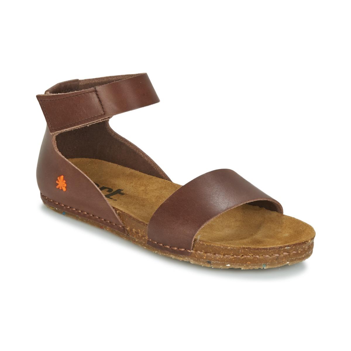 sandaler Art CRETA Brun