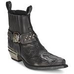 Støvler New Rock PRETO