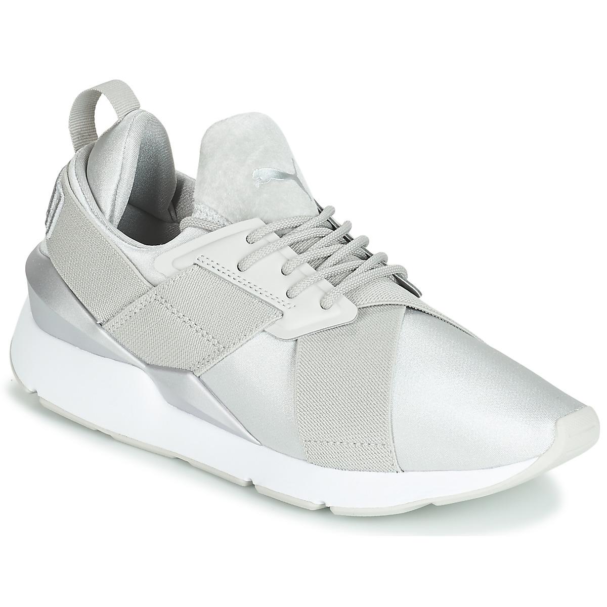 Sneakers Puma  WN MUSE SATIN II.GRAY