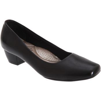 Sko Dame Højhælede sko Boulevard  Black