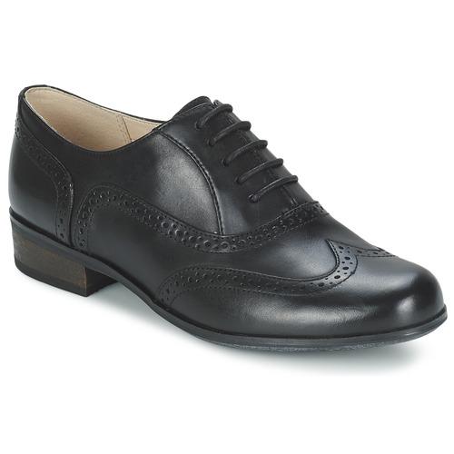 Klassiske sko Clarks HAMBLE OAK Sort 350x350