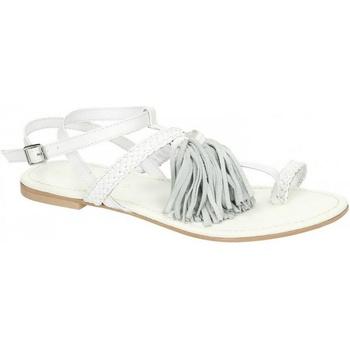 Sko Dame Sandaler Leather Collection  White