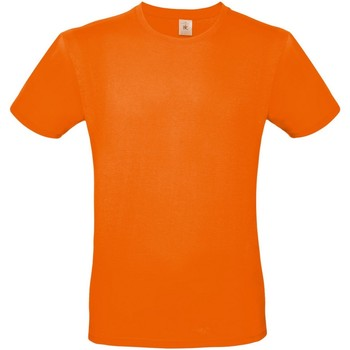 textil Herre T-shirts m. korte ærmer B And C TU01T Orange