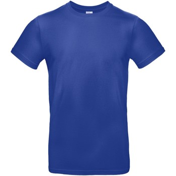 textil Herre T-shirts m. korte ærmer B And C TU03T Burgundy