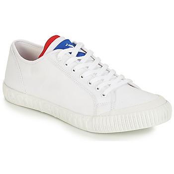Sko Lave sneakers Le Coq Sportif NATIONALE Hvid / Blå / Rød