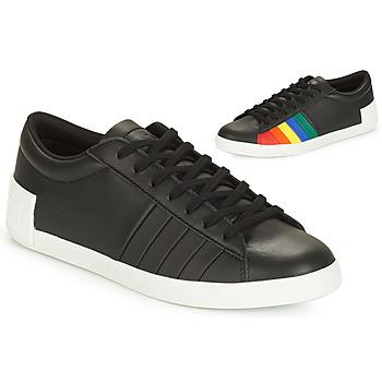 Sko Dame Lave sneakers Le Coq Sportif FLAG Sort / Flerfarvet