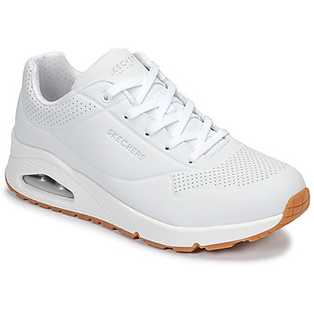 Sko Dame Lave sneakers Skechers UNO Hvid