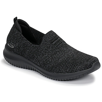 Sko Dame Slip-on Skechers ULTRA FLEX Sort