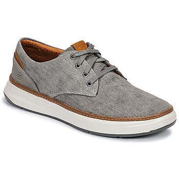 Sko Herre Lave sneakers Skechers MELFIS Grå