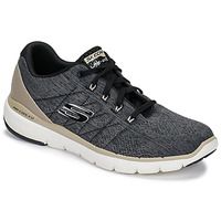 Sko Herre Fitness / Trainer Skechers FLEX ADVANTAGE 3.0 Sort