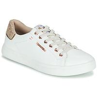 Sko Dame Lave sneakers Dockers by Gerli 44MA201-594 Hvid