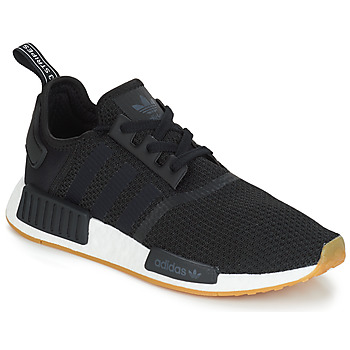 Sko Lave sneakers adidas Originals NMD_R1 Sort