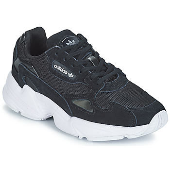 Sko Dame Lave sneakers adidas Originals FALCON W Sort