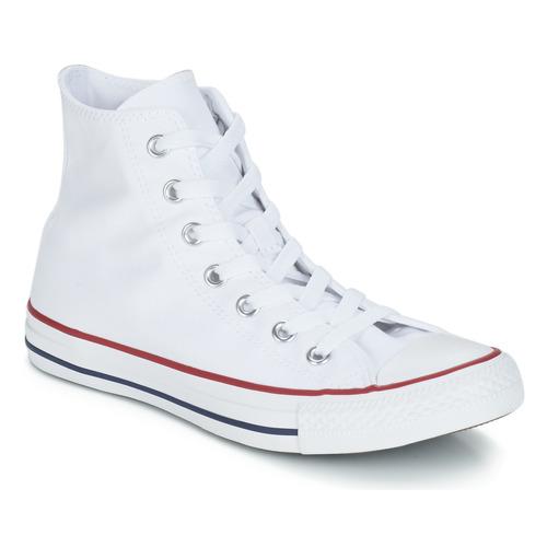 Sko Høje sneakers Converse CHUCK TAYLOR ALL STAR CORE HI Hvid / Optical