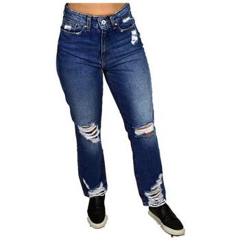 textil Dame Jeans - skinny Only  Flerfarvet