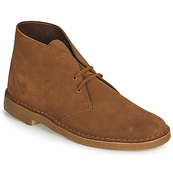 Sko Herre Støvler Clarks Desert Boot Brun