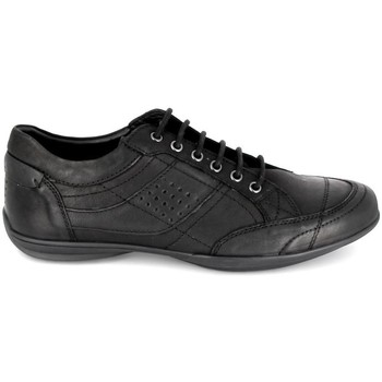 Sko Herre Lave sneakers TBS Tumbler Noir Sort
