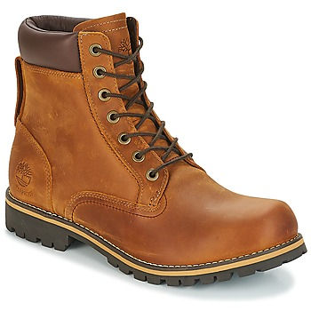 Sko Herre Støvler Timberland EK RUGGED 6 IN PLAIN TOE BOOT Brun