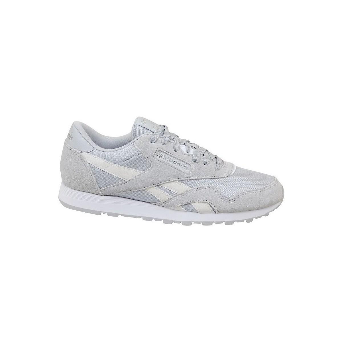 Sneakers Reebok Sport  CL Nylon Skull