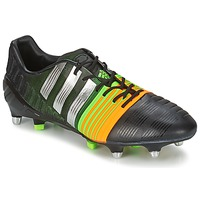 Sko Herre Fodboldstøvler adidas Performance NITROCHARGE 1.0 SG Sort / Gul