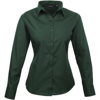 textil Dame Skjorter / Skjortebluser Premier PR300 Bottle
