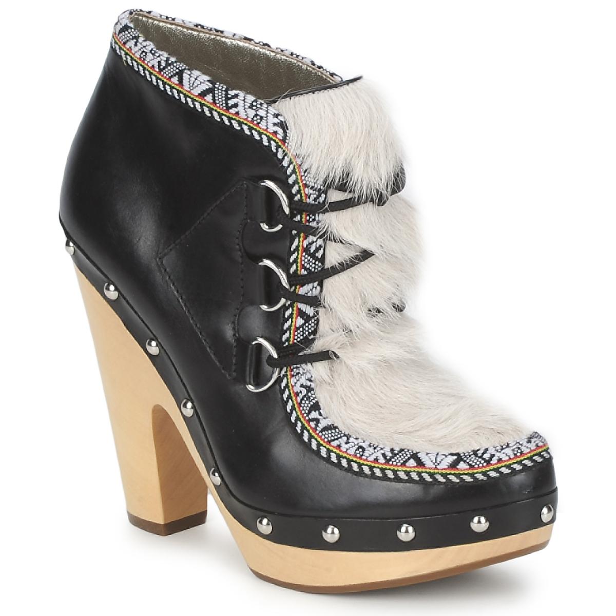 Støvler Belle by Sigerson Morrison  BLACKA