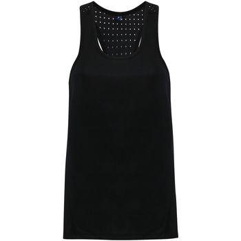 textil Dame Toppe / T-shirts uden ærmer Tridri TR041 Black