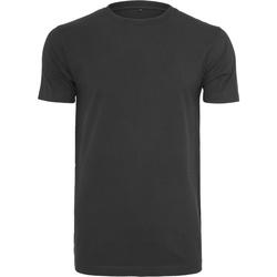 textil Herre T-shirts m. korte ærmer Build Your Brand BY004 Black