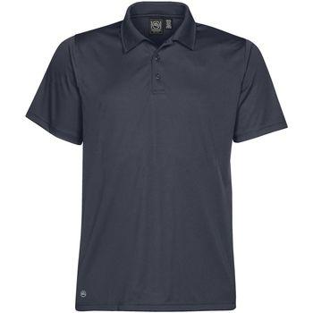 textil Herre Polo-t-shirts m. korte ærmer Stormtech Eclipse Navy