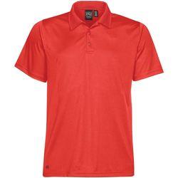 textil Herre Polo-t-shirts m. korte ærmer Stormtech Eclipse Red