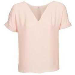 textil Dame Toppe / Bluser Naf Naf HARPI Pink