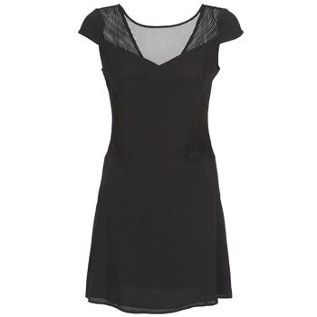 textil Dame Korte kjoler Naf Naf KLAK Sort