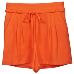 textil Dame Shorts Naf Naf KUIPI Orange