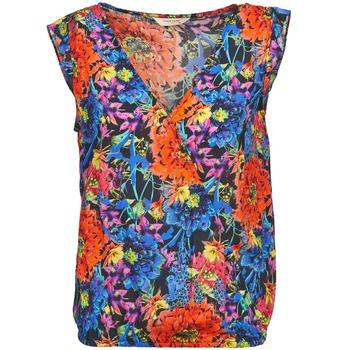 textil Dame Toppe / Bluser Naf Naf LAFOLI BO Flerfarvet