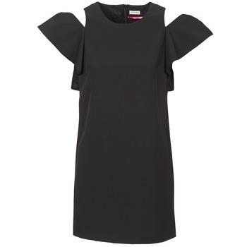 textil Dame Korte kjoler Naf Naf X-KARLI Sort