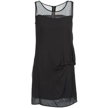 textil Dame Korte kjoler Naf Naf X-LAMO Sort