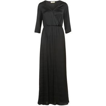 textil Dame Lange kjoler Naf Naf X-MAYOU Sort