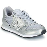Sko Dame Lave sneakers New Balance GW500 Sølv