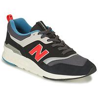 Sko Lave sneakers New Balance CM997 Sort