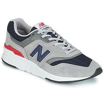 Sko Lave sneakers New Balance CM997 Grå
