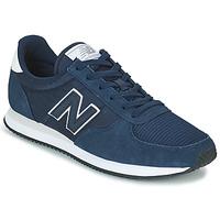 Sko Lave sneakers New Balance U220 Blå