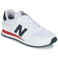 Sko Herre Lave sneakers New Balance GM500 Hvid