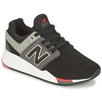 Sko Dreng Lave sneakers New Balance GS247 Sort