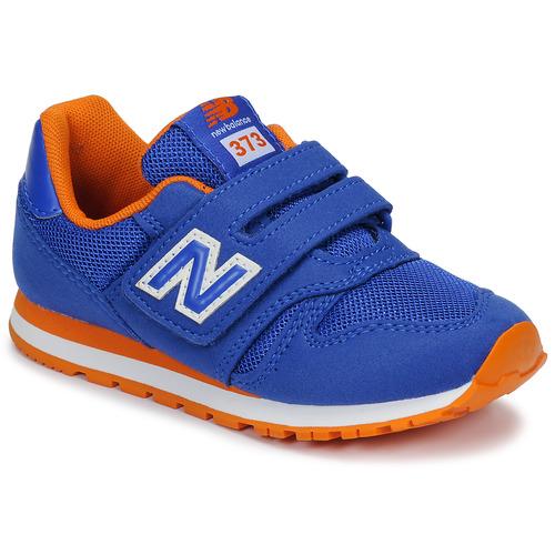 Sko Børn Lave sneakers New Balance YV373 Blå